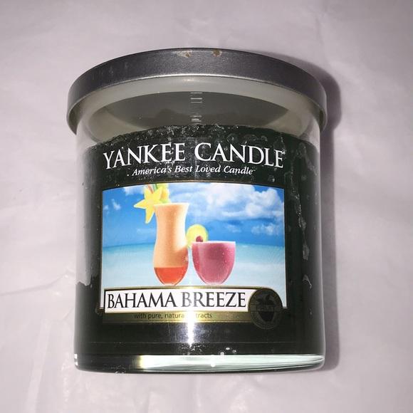 Nwt Yankee Candle in Bahama Breeze
